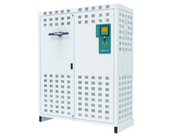 Low Voltage Capacitor banks with filters