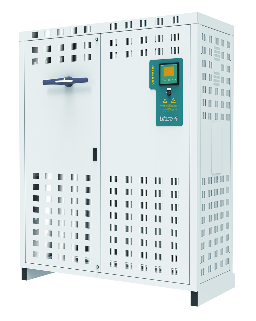 Automatic Capacitor Banks With Filters Thyristors Batlvfs800